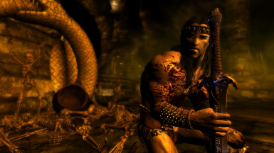 Conan Son Of Skyrim