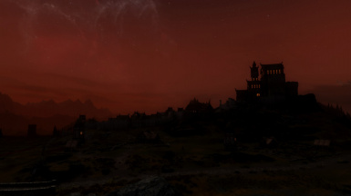 Whiterun From Afar