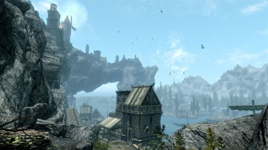 Another view over Solitude