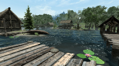 A view from Morthal