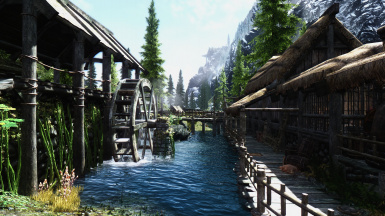 Skyrim reaches 100 Mods