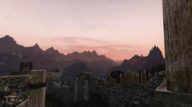 Afterglow at Dragonsreach