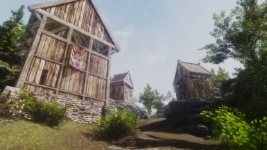 The Towers of Riften