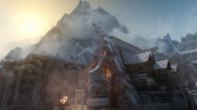 Windhelm evening