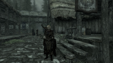 Valdis - Early morning start - lovely weather for a jaunt across Skyrim