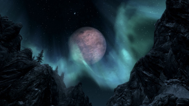 The Beauty of Skyrim Nights