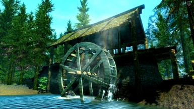 Riverwood Lumber Mill