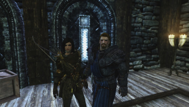 The Dragonborn and the High King
