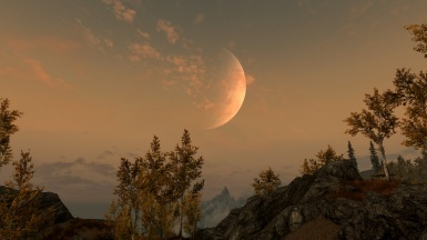 Fall in Skyrim