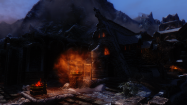 Windhelm at Dusk