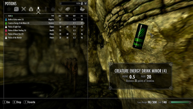 Creature Energy Drink