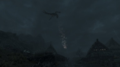 A Dragon unlike any other The Falmer King