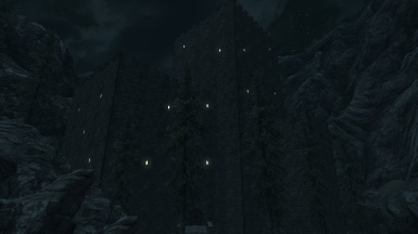 Old Grove of Merdia and the wolves den