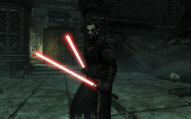 A Sith in Skyrim