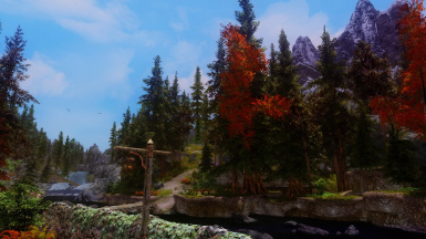 The Road to Riverwood