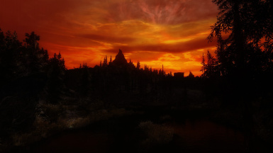 The Scarlet Sunset