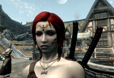 My Evil Character in Skyrim