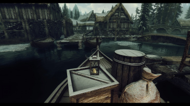 Frozen Marshes Of Morthal