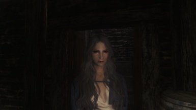 Dovahkiin inspired by Ciri from The Witcher Saga