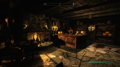 Riverwood Trader Interior