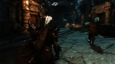 Daedric  warrior