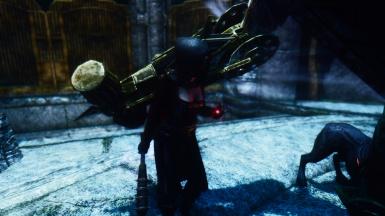 Serana and the Centurion