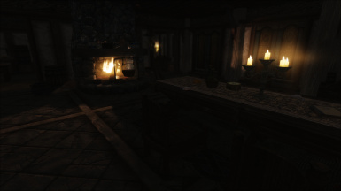 Serenity enb plus Relighting Skyrim Hearthfire