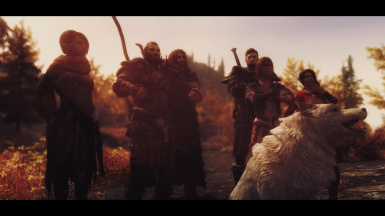 The Grim and Somber ENB