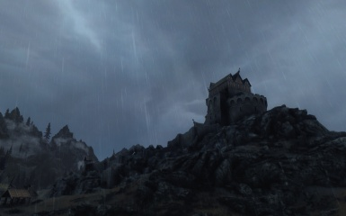 Rained Out Whiterun