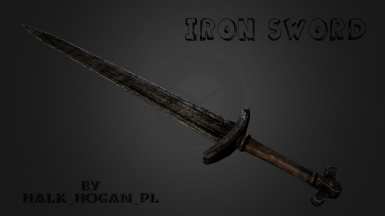 Iron Sword Preview
