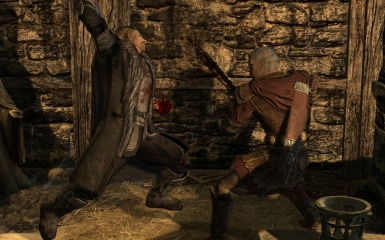 Tullius and Ulfric Fight it Out