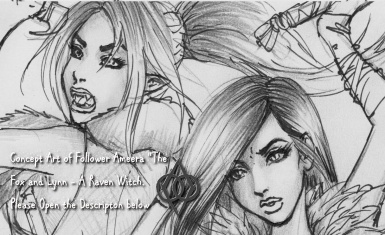 Ameera and Lynn Concept