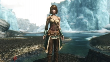 Alennei - Misfit Mage Outfit