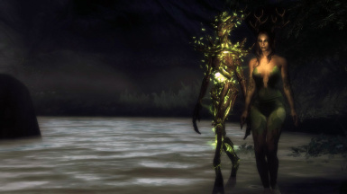 Spriggan and Dryad