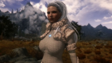 Blanche - NorthGirl Armor - CBBE test - Front