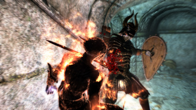 Falmer vs Dragonborn