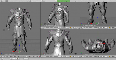 Armor Project 1 - WIP