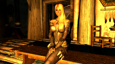 Maria with Midnight Breed Armor