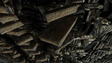 Solstheim Book Wall