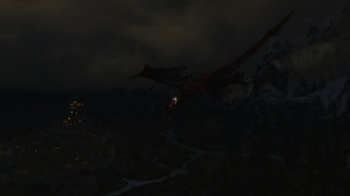 The Lights of Whiterun