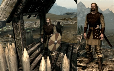 Jarl's outfit