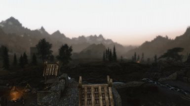 A new day in Whiterun