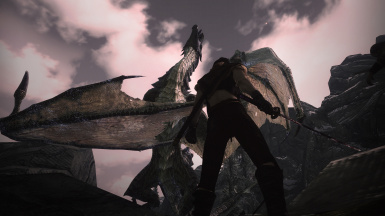 A Dragonslayer in Solstheim