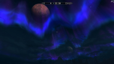 Double Moons--Aurora