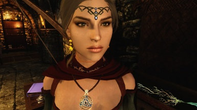 Immersive Jewelry Showcase