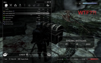 Daedric stuff at lvl 24