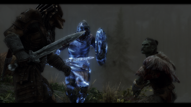 The Predator and His Dead Thrall battle an Old Orc - Begging for a Good Death