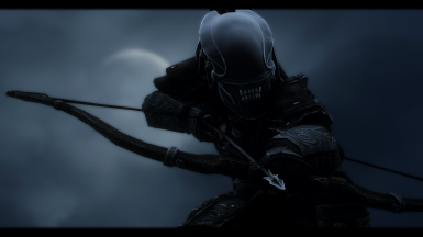 Under the Moonlit Sky - The Predator Seeks out Prey in the Darkest Night