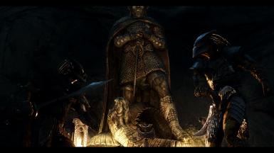 Predator Fight at the Statue of Talos