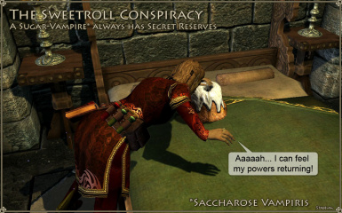 The Sweet Roll Conspiracy - Secret Reserves